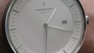 ジェネっち透明 フィロソファ時計